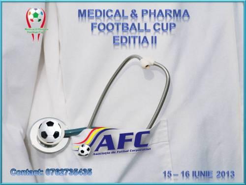 Medical & Pharma Football Cup